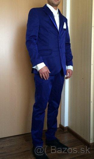 Svadobný oblek - Obrázok č. 1