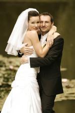konečně manželé