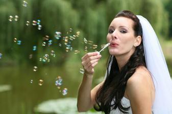 trochu bublinek