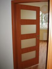 už máme konečně dveře :)