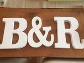 Písmenka B,R,
