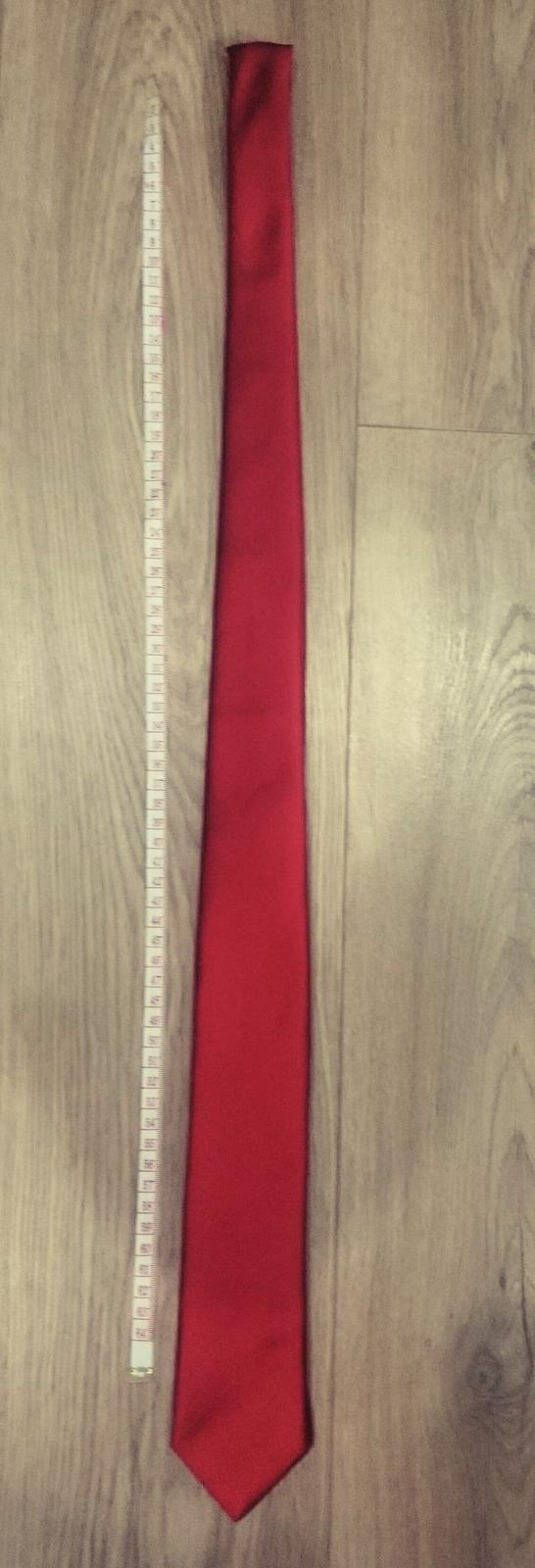 Pánska kravata  - Obrázok č. 1