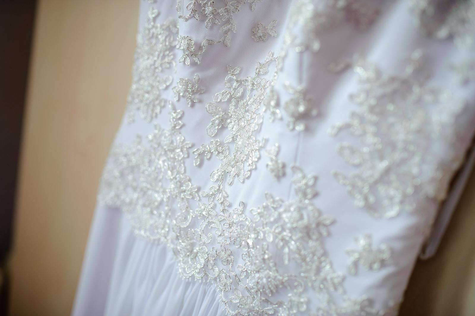 Svadobné šaty pre nižšiu postavu - Obrázok č. 2