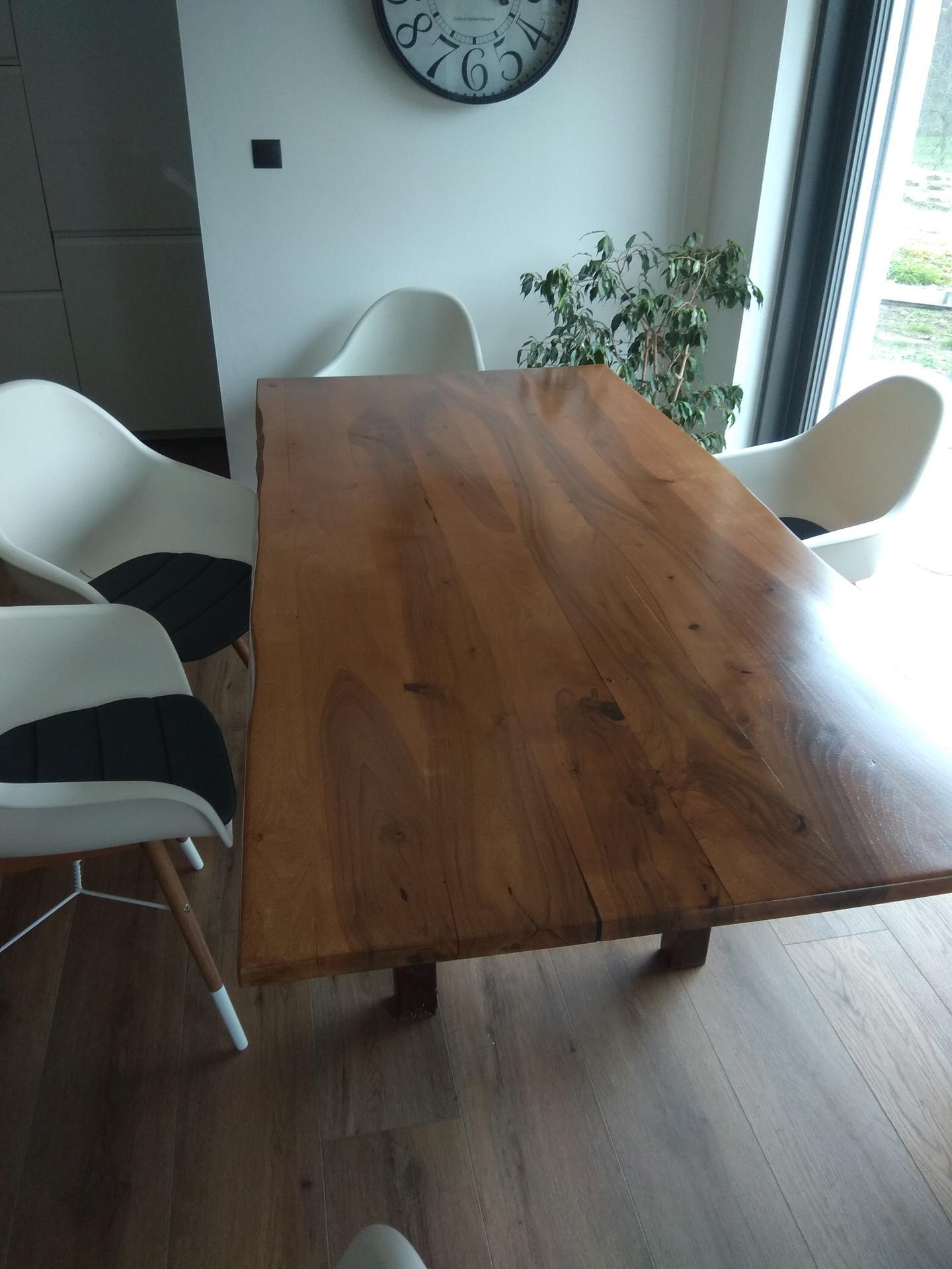 Orechový stôl - Obrázok č. 4