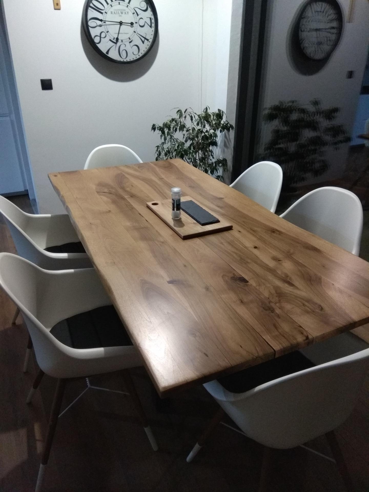 Orechový stôl - Obrázok č. 6