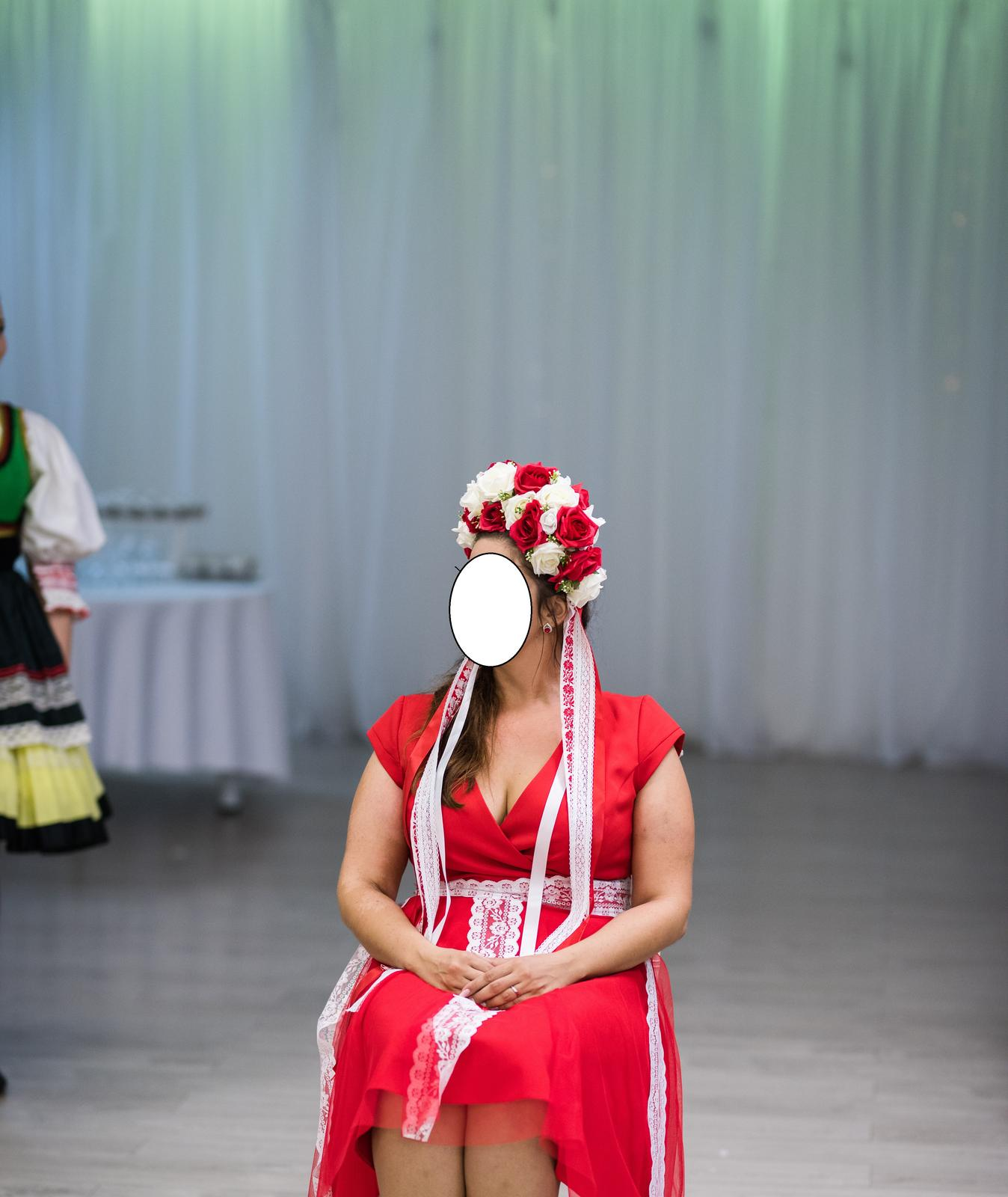 Šaty na redový tanec - Obrázok č. 2