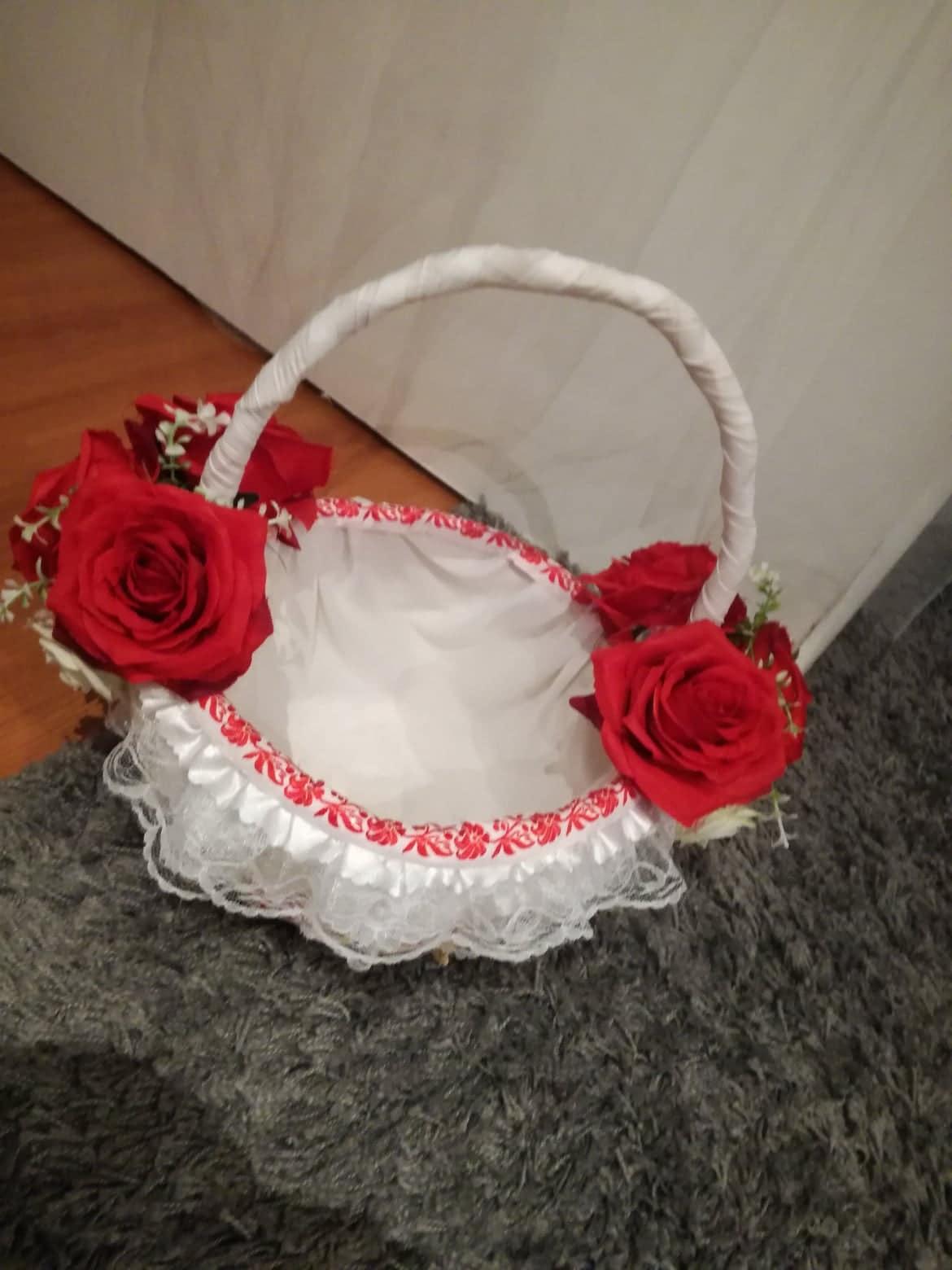 Košík na redový tanec  - Obrázok č. 1