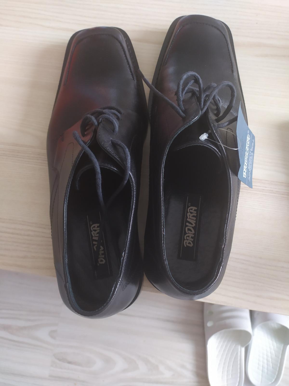 kožené topánky - Obrázok č. 4