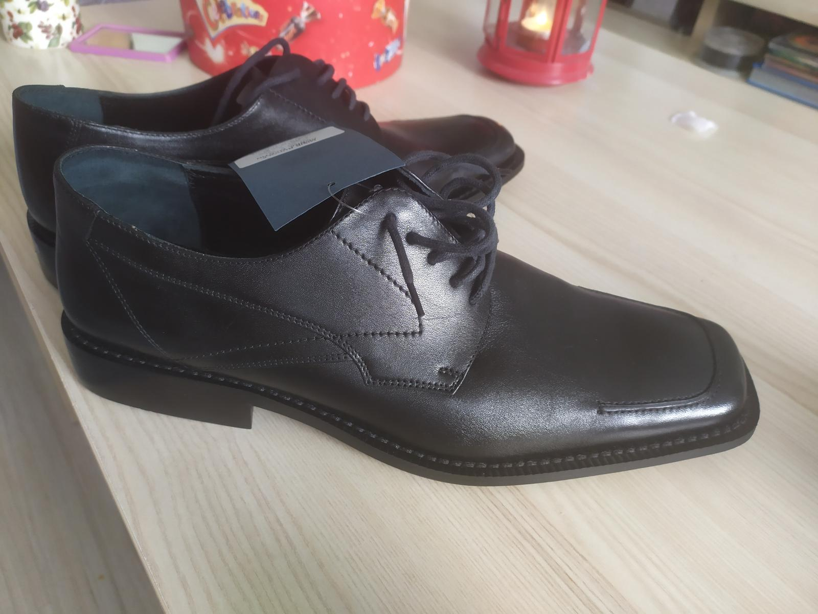 kožené topánky - Obrázok č. 2