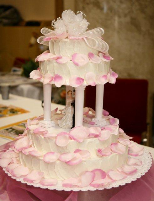 Budoucí Pavlíkovi 2 - Krásný romantický dortík :-)