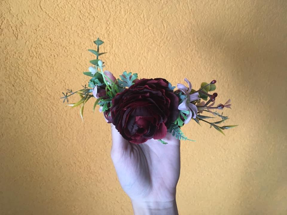 Kvetinový štvrťvenček - Obrázok č. 1