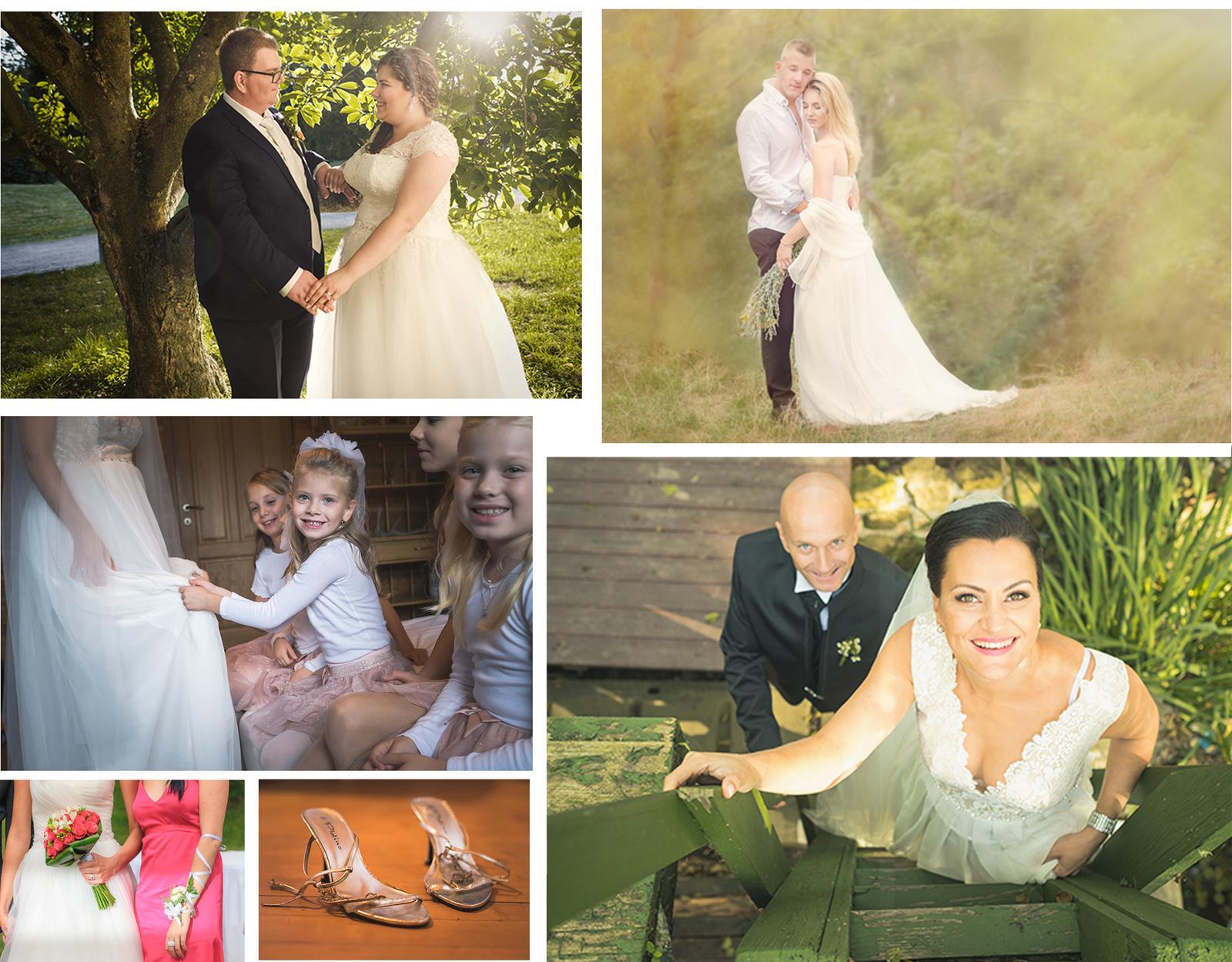 Vaši svatbu rád nafotím.... - Obrázek č. 2