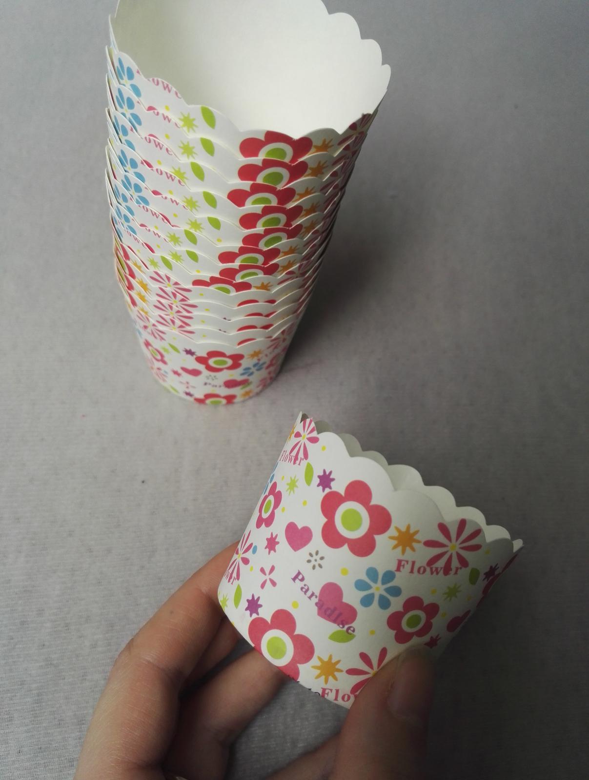 Košíčky na cupcakes, muffiny - Obrázek č. 2