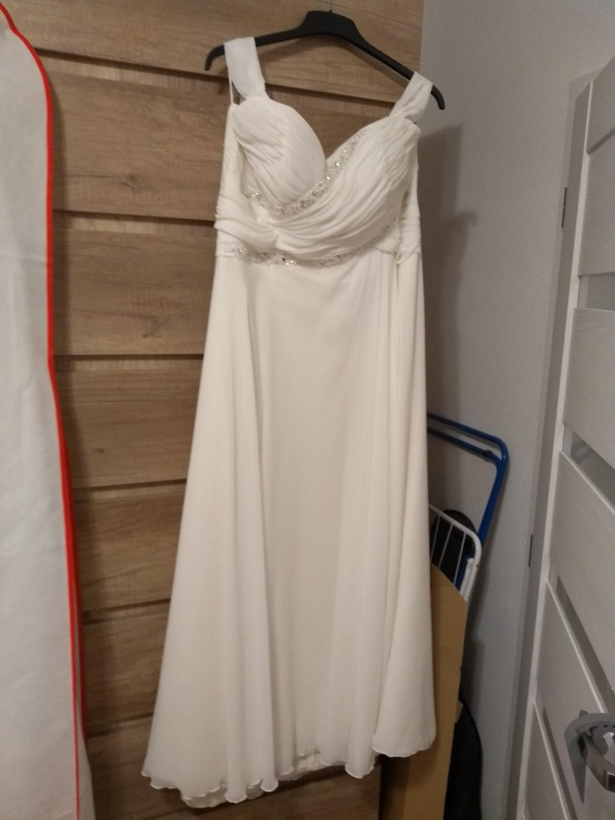 Svadobné šaty smotanové - Obrázok č. 3