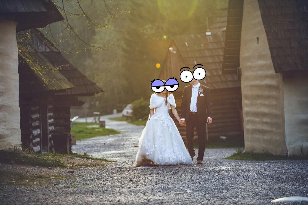 Svadobné šaty s vlečkou pre nízku postavu Eddy K - Obrázok č. 4