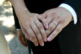 Naše prstýnky.
