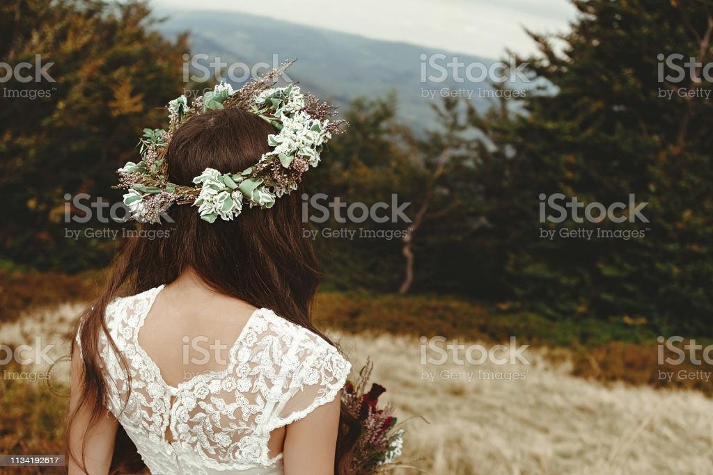 Inspirace pro naši malou svatbu v horách