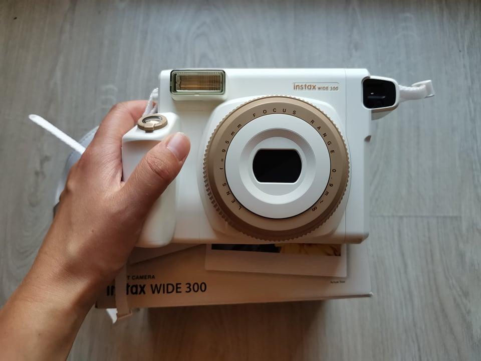 Fujifilm Instax Wide 300 - prenájom - Obrázok č. 1