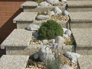 dobrý nápad, ako upraviť široké schodisko