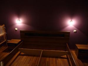 konečně máme lampičky