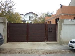 hotová brána