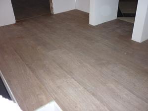 podlaha chodba