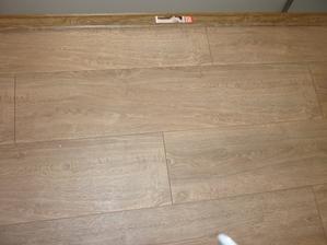 lišta k podlahe