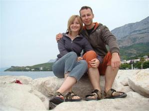 Chorvatsko 2008 - zásnubní dovolená