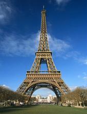 Paříž - město lásky - kam jinam na svatební cestu