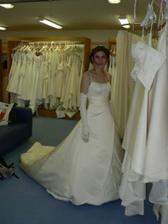 moje vybrané šaty :-)