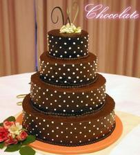 taaaaaak uz som si asi nasla aj svadobnu torticku