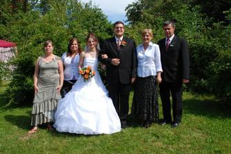 Ženichova rodina..