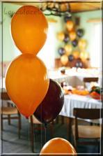 možná balonky?