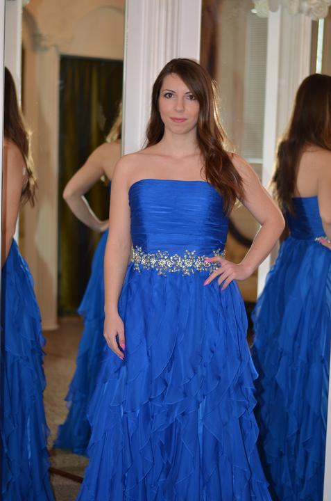 dce1f4152801 Výpredaj spoločenské šaty - 38-70€ -