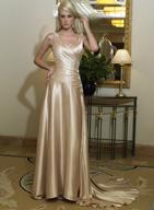 16.3.2007 - hmmm... jako vecerní šaty úúúžasné... jinak podobného strihu jsou mé svatební :)