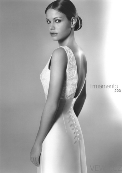 16.3.2007 - jednoduchost. a k tomu nádherná žena:)