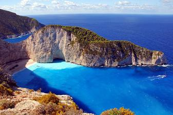 Řecko - svatební cesta