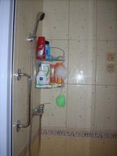 policka v sprchaci...