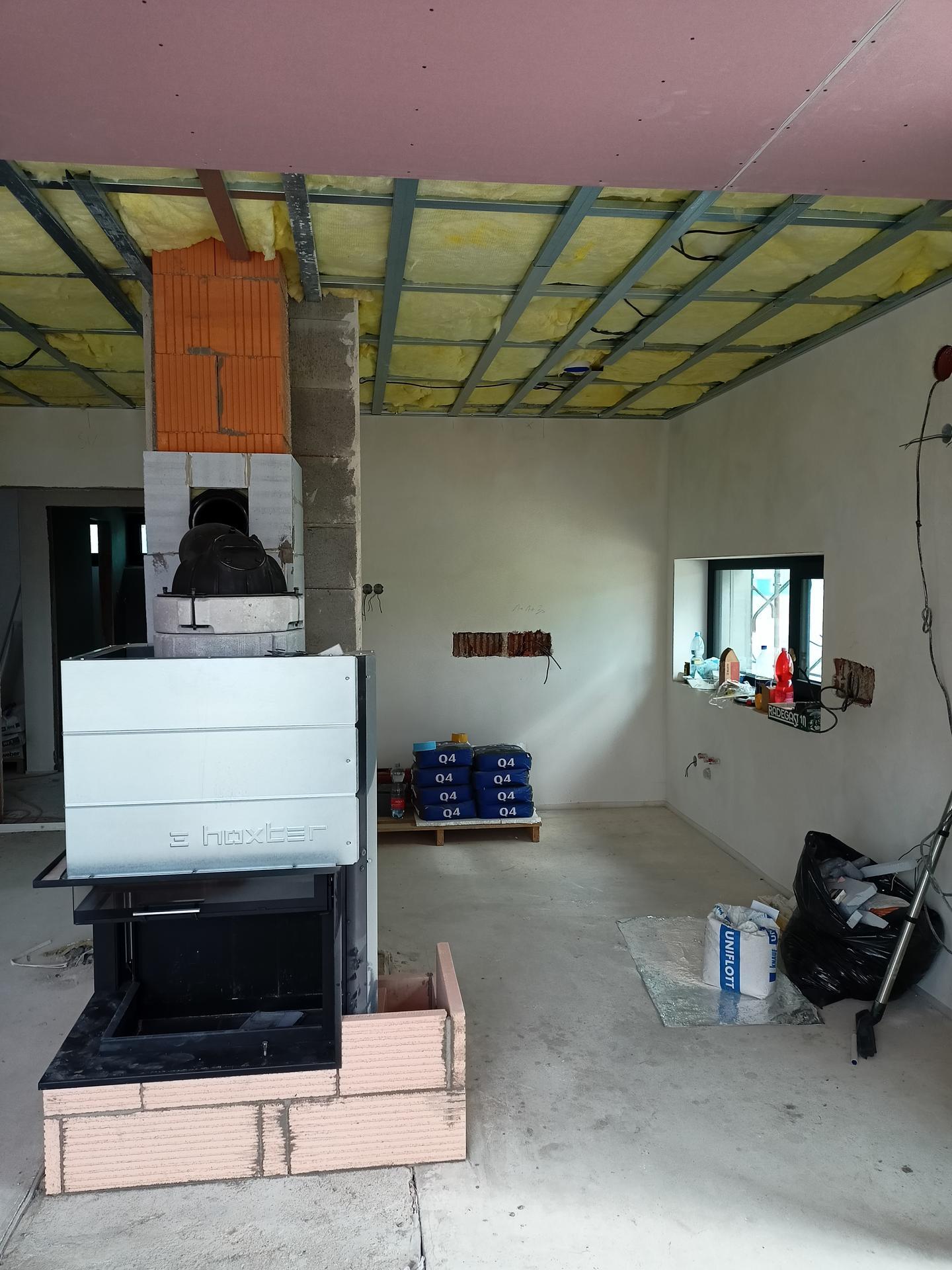 Naše doma - Prostor kuchyně