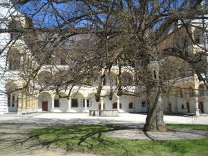...a zámek Velké Losiny... :-)
