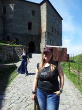 ...s výletem na hrad Sovinec...