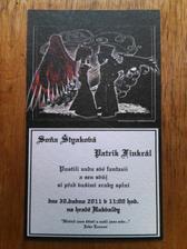 ...finální verze svatebka...plus bude ještě překryté tmavě červeným strukturovaným papírem a nahoře svázáno černou stužkou... :-)