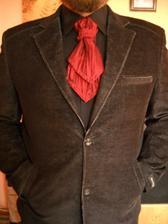 ...oblek ženichův... :-)
