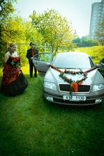 ...auto pro nevěstu... :-)