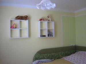 zařízený dětský pokoj