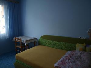 původní dětský pokoj