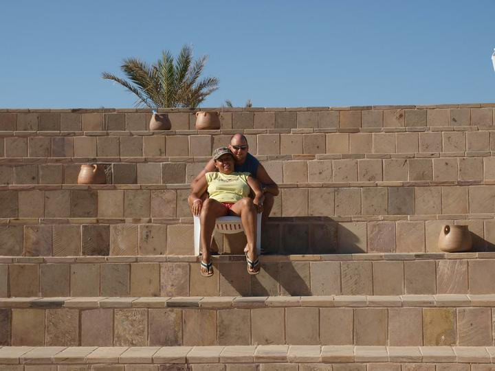 Přípravy - Egypt 2010