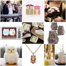 Dokonalá soví svatba :))