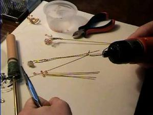 Šperky budou na míru, ručně dělané :)