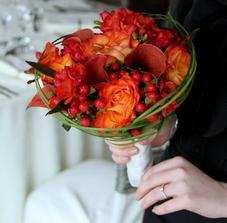 Kaly, růže, hypercium..nic víc